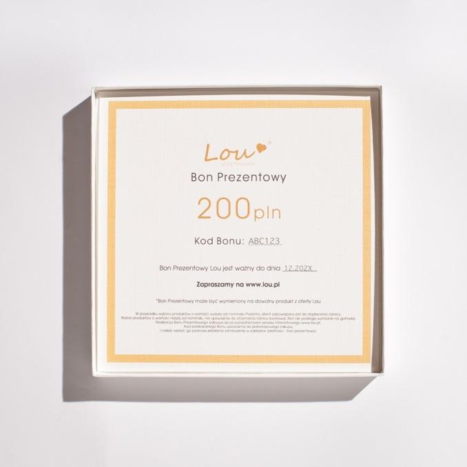 BON PREZENTOWY 200PLN