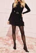 Marazzi - Sukienka z falbankami